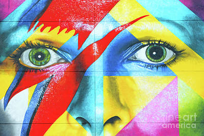 Windows To The Soul Poster by Regina Geoghan