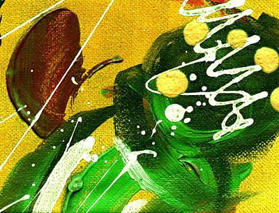 Windswept II Poster by Angela L Walker