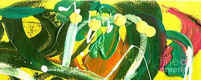 Windswept IIi Poster by Angela L Walker