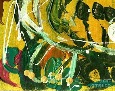Windswept Iv Poster by Angela L Walker