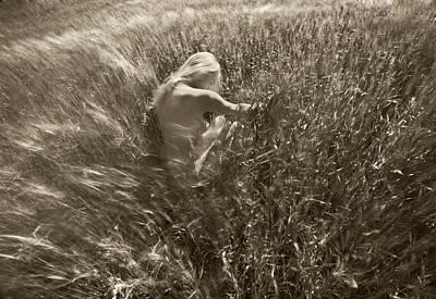 Windswept Poster by Sigthor Markusson