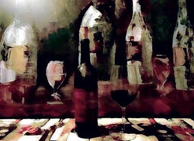 Wine Bliss Poster