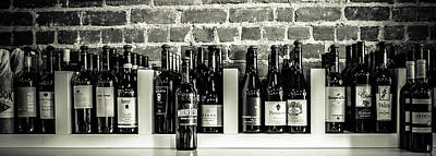 Wine Iv Poster