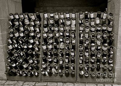Wine O' Plenty Poster by Amy Sorvillo