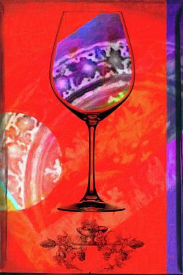 Wine Pairings 5 Poster