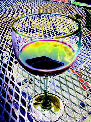 Wine Vertical Poster