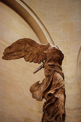 Winged Victory Poster by JAMART Photography