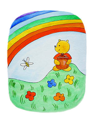 Winnie The Pooh  Poster
