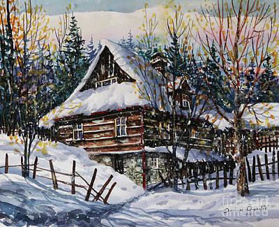 Winter Magic II  Poster