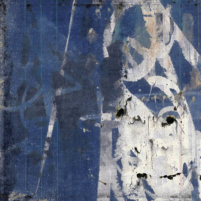 Winter Nights Series One Of Six Poster by Carol Leigh