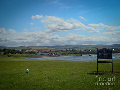 Winterfield Golf Club Poster