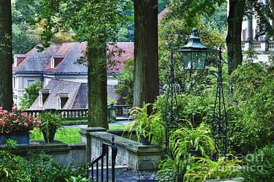 Winterthur Gardens Poster by John Greim
