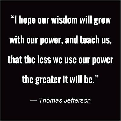Wisdom Will Grow Poster