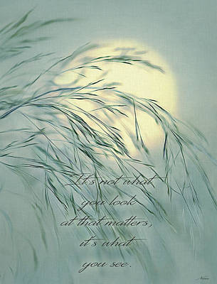 Wispy Sunset-5 Poster