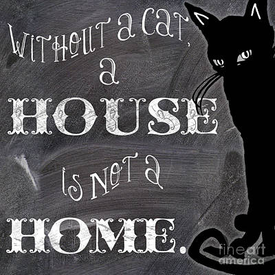 Without A Cat Poster