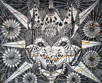 Wolf Totem Poster by John Parish