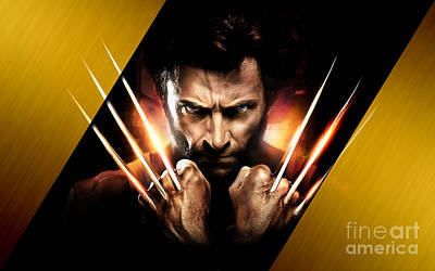 Wolverine Collection Poster