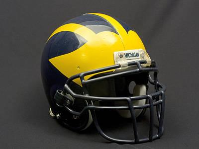 Wolverine Helmet Of The 2000s Era Poster