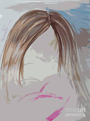 Woman 3.8 Poster by Liesl Marelli