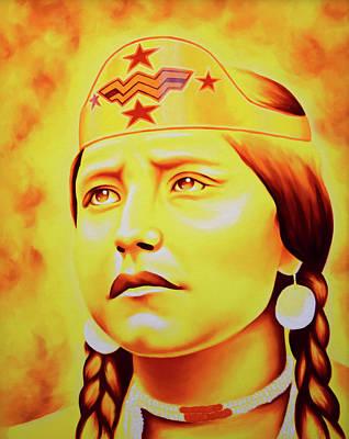 Woman Of Wonders Poster