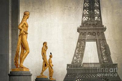 Women Of Paris Poster