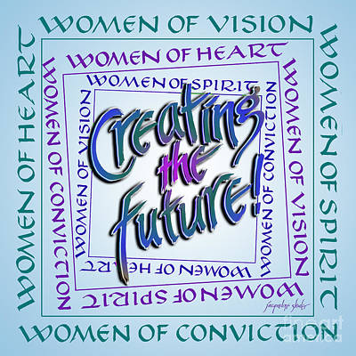 Women Of Vision Poster