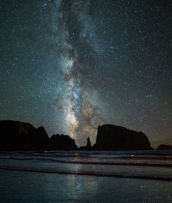 Poster featuring the photograph Wonders Of The Night by Darren White