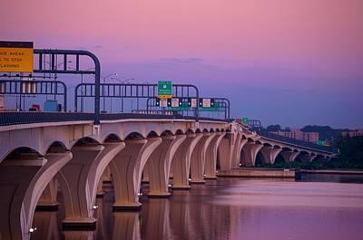 Woodrow Wilson Bridge Poster
