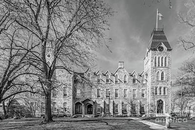 Worcester Polytechnic Institute Boyton Hall Poster by University Icons