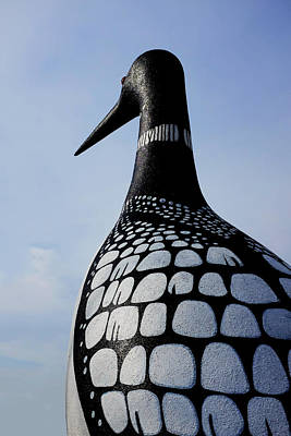World's Largest Loon Poster