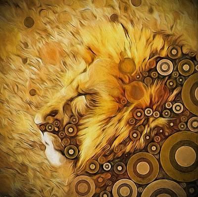 Worlds Of Aslan Poster by Amanda Lakey