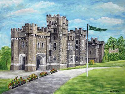 Wray Castle - Lake District Poster