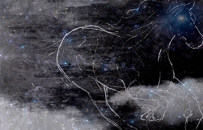 Written In The Stars Poster by Hannah Breidenbach
