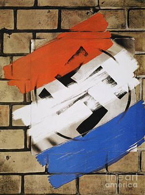Wwii: Anti-nazi Poster, 1944 Poster