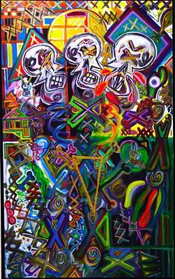 Xxxkull The Xxxiamese Twins  Poster