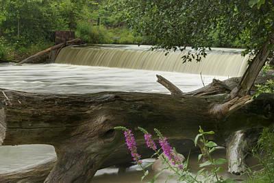 Yates Dam Poster by Michael Peychich