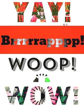 Yaybrrrrapppwoopwow Poster