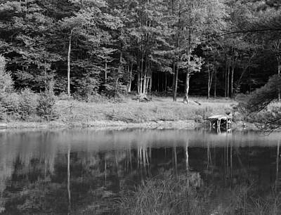 Poster featuring the photograph Ye Old Swimming Hole by Rick Morgan