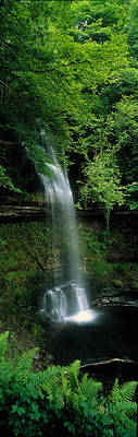 Yeats Waterfall Glencar Co Sligoeire Poster by Panoramic Images