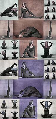 Yoga Poses II Poster