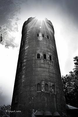 Yokahu Tower Poster
