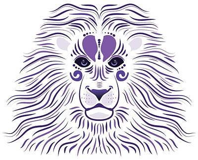 Yoni The Lion - Light Poster
