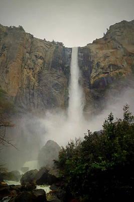 Yosemite 1 Bridalveil Falls Poster