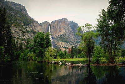Yosemite A Scenic View To Remember Poster