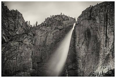 Yosemite Waterfall #2  Poster