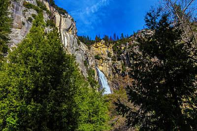 Yosemite Wildcat Falls Poster by Garry Gay