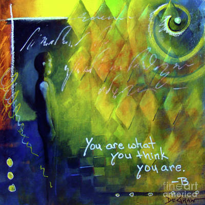 You Are What You Think Poster