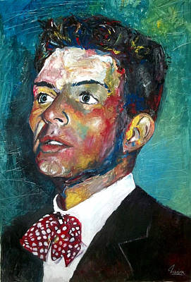 Young Frank Sinatra Poster
