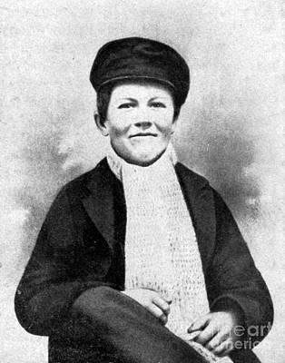 Young Thomas Edison, 1861 Poster