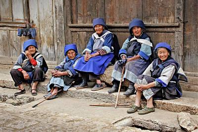 Yunnan Women Poster